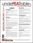 Undefeatable 11: Arcane Trickster (PRPG)