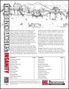 Two Dozen Dangers: Insanity (PFRPG)
