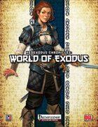 NeoExodus Chronicles: World of Exodus (PFRPG)