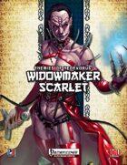 Enemies of NeoExodus: Widowmaker Scarlet (PFRPG)