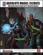 Absolute Magic: Clerics (PFRPG)
