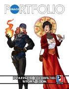 Image Portfolio Platinum Edition 10: Storn Cook