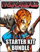 NeoExodus: Starter Kit (PFRPG) [BUNDLE]