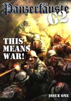 Panzerfäuste G2 Issue One