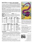 Monster Extractor III - Giants & Giant Creatures, for DCC (Dungeon Crawl Classics RPG) — INNER HAM