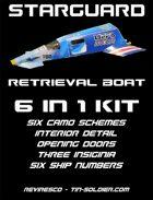 Starguard Retrieval Boat 6 in 1 Kit