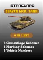 Starguard - Slayer Tank Mk 1