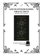 Encounter Building Oracle Deck Rulebook