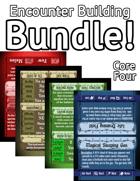 Encounter Building Core Four [BUNDLE]