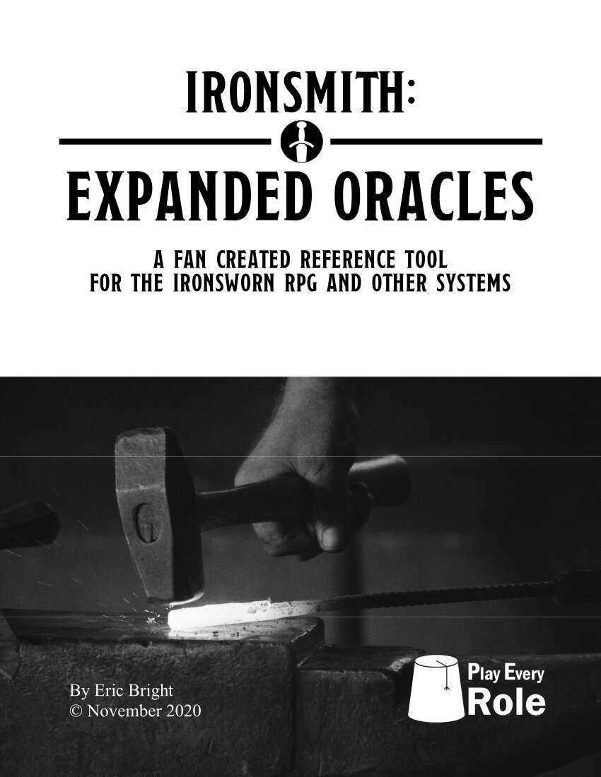 Ironsmith: Expanded Oracles