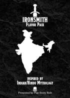 India Hindu Mythology Flavor Pack (for the Ironsworn system)