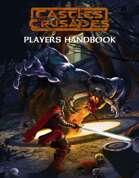 Castles & Crusades Players Handbook 7th Printing