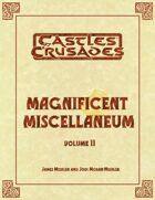 Magnificent Miscellaneum Vol. 2