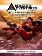 Amazing Adventures Quick Start Rules & Adventure