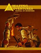 Amazing Adventures! Manual of Monsters