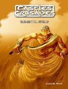 Castles & Crusades Elemental Spells