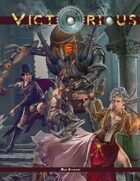 Victorious the Role Playing Game