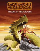 Castles & Crusades Throne of the Erlking