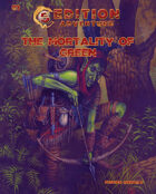 5th Edition -- C1 The Mortality of Green