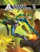 Amazing Adventures 5E