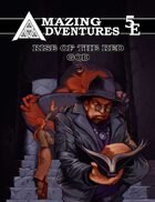 5th Edition: Amazing Adventures Rise of the Red God