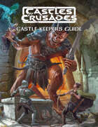 Castles & Crusades Castle Keepers Guide 3rd Printing