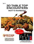3D Table Top Encounters - Mott's Warband [BUNDLE]
