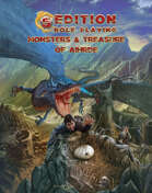 5th Edition Monsters & Treasure of Aihrde