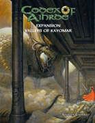 Codex of Aihrde Expansion Valleys of Kayomar