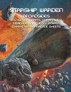Starship Warden: Supplements