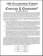 Castles & Crusades: 100 Calamitous Curses