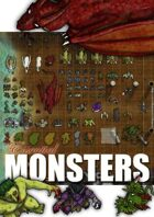 Essential Monsters Tokens