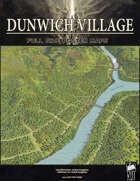 Dunwich Village Poster Maps