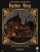 Dark Gothic Art - Harbor Area