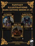 Fantasy Art - Dark Gothic Series (57-59) [BUNDLE]