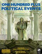 1d100 Plus Political Events