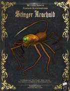 Mythos Art - Stinger Arachnid