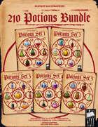 210 Potions [BUNDLE]