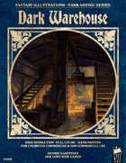 Dark Gothic Art - Dark Warehouse