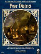 Dark Gothic Art - Poor District