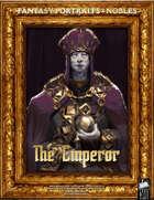 Portrait Art - Nobles - The Emperor