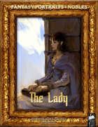 Portrait Art - Nobles - The Lady