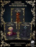 Fantasy Art - Mythos Series (80-82) [BUNDLE]
