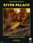 Fantasy Art - River Palace