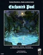 Fantasy Art - Enchanted Pool