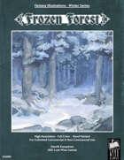 Fantasy Art - Frozen Forest