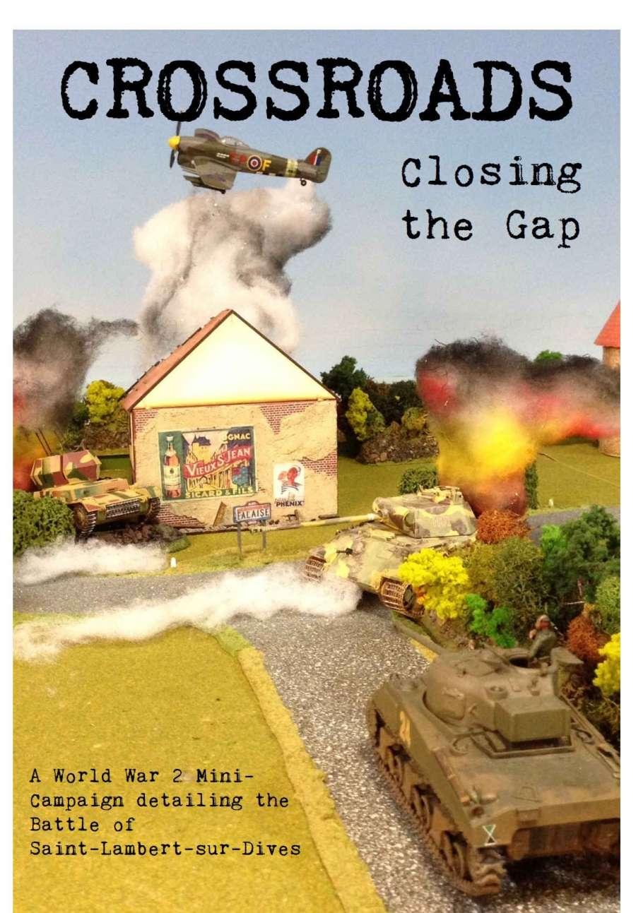 Crossroads, Closing the Gap