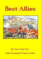 Best Allies, 18th century land warfare rules