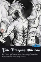 Five Dragons: Oneiros (Early Access)
