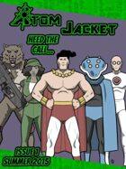 Atom Jacket Issue 1